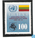 Lithuanian admission to UN