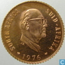 South Africa 1 / 2 cent 1976