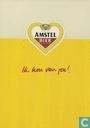 """B000950 - Amstel bier """"Ik hou van jou!"""""""