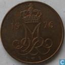 Denmark 5 øre 1976