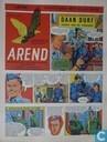 Bandes dessinées - Arend (magazine) - Jaargang 4 nummer 23