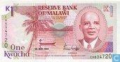 Malawi 1 Kwacha 1992