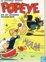 Bandes dessinées - Popeye - Popeye en de levende maansteen