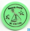 Beach Party - van Lith - groen