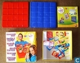 Board games - Wie is het - Wie is het?   McDonalds Happy Meal