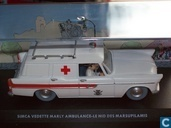 Simca Vedette Marly ambulance