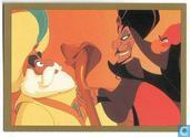 Jafar's hypnotic control ...