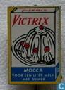 Victrix Mocca voor een liter melk met suiker