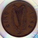 Irland 1 Penny 1942