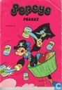 Comic Books - Even pauze - Popeye pocket 3