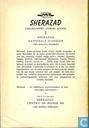 Livres - Sherazad - Sherazad 1