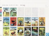 Joost Veerkamp timbres Tintin parodie