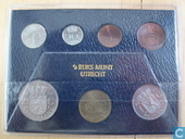 Netherlands mint set 1980