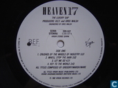 Disques vinyl et CD - Heaven 17 - Luxury gap