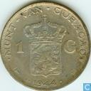 Curaçao 1 gulden 1944