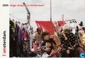 Dagje shoppen in Amsterdam ?