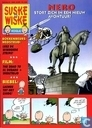 Strips - Suske en Wiske weekblad (tijdschrift) - 2000 nummer  47