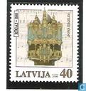 800 années cathédrale, Riga