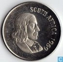 South Africa 10 cent 1969 (english)