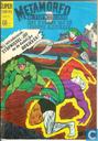 Comic Books - Metamorpho - Het kwaken van de groene Gifkikker