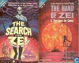 Livres - Camp, Lyon Sprague de - The Search for Zei + The Hand of Zei