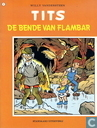 Comic Books - Tits - De bende van Flambar