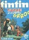 Tintin recueil No 20