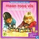 Maan Roos Vis Woordenstraatspel