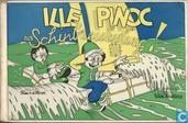 Ille Pinoc als schipbreukeling!