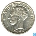 Belgique 50 francs 1939 (FRA-NLD)