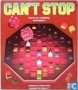Board games - Can't Stop - Can't Stop