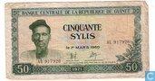 Guinea 50 Sylis
