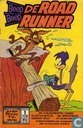 Strips - Road Runner - De volgepropte vogel