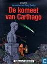 Strips - Freddy Lombard - De komeet van Carthago