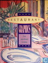 Restaurant graphics; from matchbooks to menus