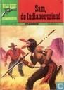Bandes dessinées - Sam, de indianenvriend - Sam, de indianenvriend