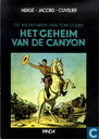 Comic Books - Tom Colby - Het geheim van de canyon