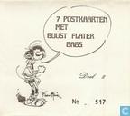 Set van 7 Philips kaarten, deel 2