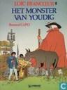 Comic Books - Loïc Francoeur - Het monster van Youdig