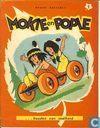 Mokie en Popie ...houden van snelheid