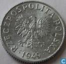 Polen 1 grosz 1949