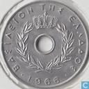 Griechenland 20 Lepta 1966