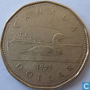 Canada 1 dollar 1997