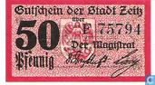 Zeitz 50 Pfennig