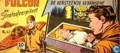 Comic Books - Fulgor - De versteende gevangene