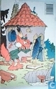 Comic Books - Bambam - nelson de vos veegt schoon!