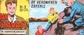 Comic Books - Jan Stavast - De verdwenen erfenis