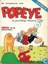 Bandes dessinées - Popeye - Popeye en de boe-straal