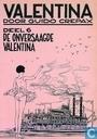 Bandes dessinées - Valentina - De onversaagde Valentina