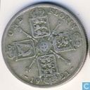Verenigd Koninkrijk 1 florin 1921